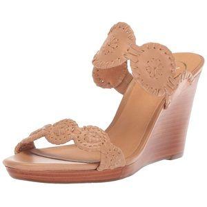 Jack Rogers Lauren Mid Wedge Sandals